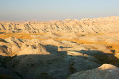South Dakota Badlands Royalty Free Stock Images