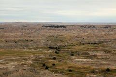 South Dakota Badlands Royalty Free Stock Photography