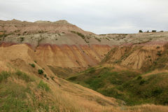 South Dakota Badlands Royalty Free Stock Photo
