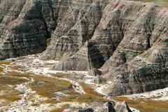 South Dakota: Badlandsna arkivbilder