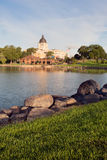 South Dakota huvudstad som bygger Hughes County Pierre SD Fotografering för Bildbyråer