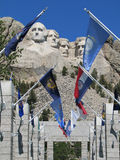 South Dakota - Mount Rushmore Stock Images