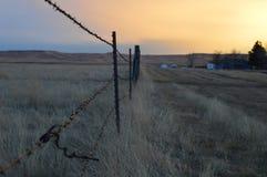 South Dakota prärie Royaltyfria Bilder