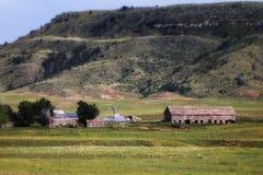 South Dakota Ranch Royalty Free Stock Photo