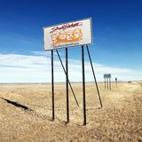 South Dakota sign. Stock Images