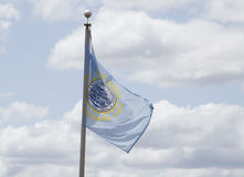 South Dakota State Flag Royalty Free Stock Images