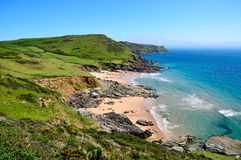 South Devon Coast Stock Photography