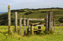 South downs Stock Images