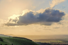 South downs Royalty Free Stock Photography