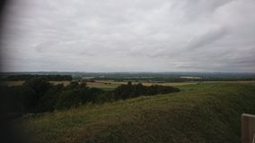 South downs stock photography