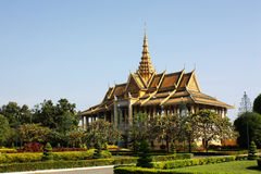 South East Asia Architecture Royalty Free Stock Photo