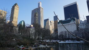 South East Central Park a3 Royalty Free Stock Photos