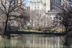 South East Central Park   +86 Royalty Free Stock Photos