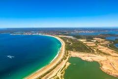 South East Coast Australia Royalty Free Stock Photos