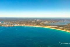 South east coast Australia Stock Photo