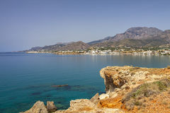 South east Crete Stock Images