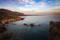 South east Crete Stock Photography