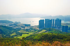 South East New Territories Landfill Stock Image
