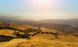 South East San Francisco Bay stock photo
