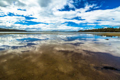 Tasmania Landscape Royalty Free Stock Photos