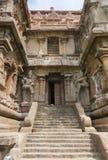 South entrance to the Karpa Graham of Gangaikunda Temple. Stock Images