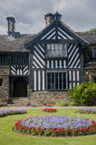 South facade of shibden hall in halifax Royalty Free Stock Images