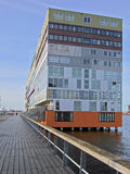 South facade of Silodam, Amsterdam, Netherlands Royalty Free Stock Image