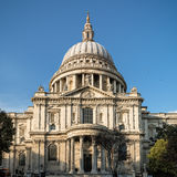 South facade of St. Paul's cathedral Royalty Free Stock Images