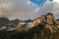 Dachstein Royalty Free Stock Images