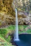 South falls at Silver Falls Royalty Free Stock Photo
