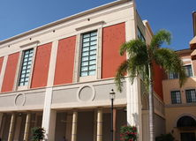 South Florida Architecture Royalty Free Stock Images