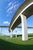 South Florida expressways. Stock Images