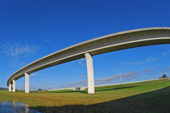 South Florida expressways. Royalty Free Stock Photography