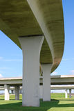 South Florida expressways. Royalty Free Stock Photos