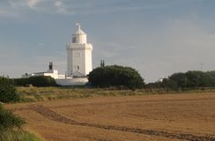 South Foreland Lighthouse Royalty Free Stock Photos
