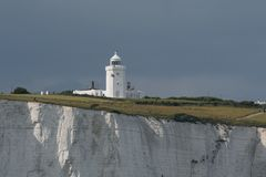 Free South Foreland Lighthouse Stock Photography - 42990832