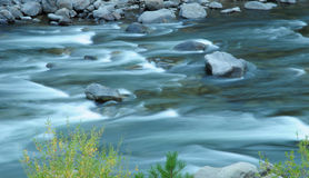 South Fork of the Payette River Royalty Free Stock Images