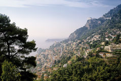 South of france Royalty Free Stock Photo