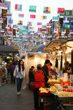 South Gate, Nam Dae Mun in Korean, Market Stock Photos