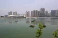 South haicang lake Royalty Free Stock Photography