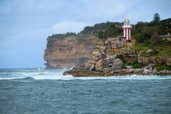 South head, Sydney Coast. Royalty Free Stock Photo