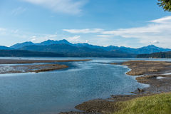 South Hood Canal Stock Images