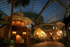 south hotel Obraz Royalty Free