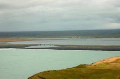 South Iceland landscape. Stock Photo