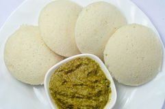 South Indian Breakfast royalty free stock images