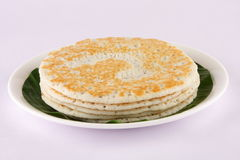 South Indian breakfast-Dosa Stock Photo