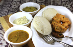 South indian breakfast Stock Photos