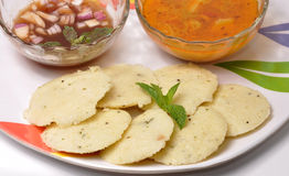 South Indian dish Stock Photography