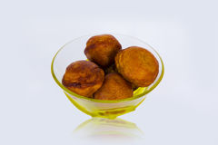 South Indian food. In a  glass bowl Stock Images