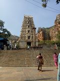 South Indian Temple Stock Images